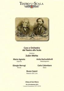 Locandina Verdi Requiem - San Marco 2015 - Copia