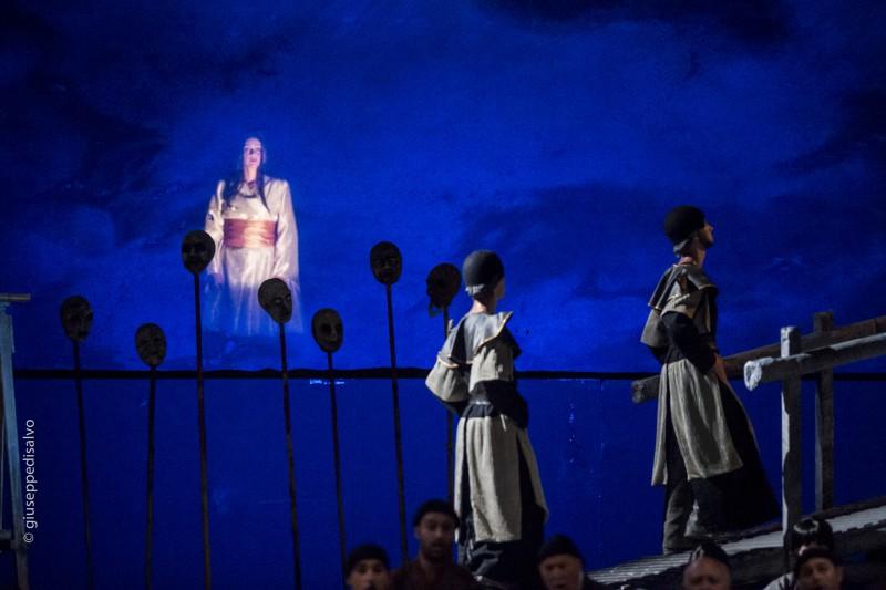 Giacomo Puccini – TURANDOT     Trapani 3 agosto 2015
