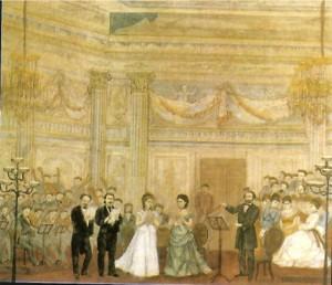 Prima esecuzione Requiem 1874