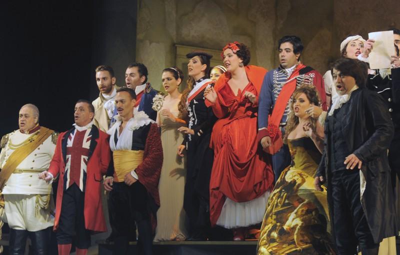 IL VIAGGIO A REIMS – Teatro Coccia di Novara 11 ottobre 2015