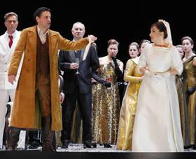 Barcellona – Gran Teatre Liceu  LUCIA DI LAMMERMOOR 23 Dicembre 2015