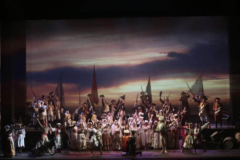 Verona, 13 dicembre 2015  LA FORZA DEL DESTINO – Giuseppe Verdi