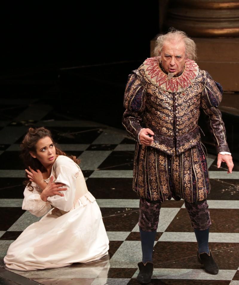 """RIGO-LEO"" – Giuseppe Verdi –  Teatro alla Scala, 17 gennaio 2016"