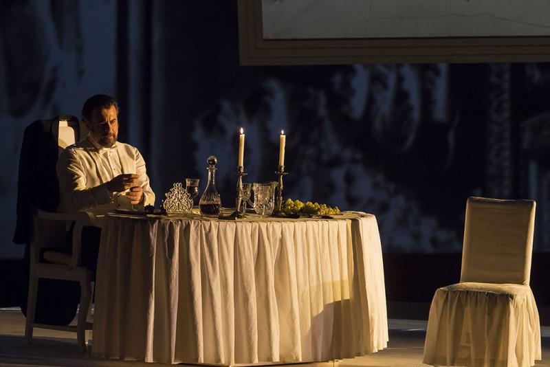 Torino TOSCA – Giacomo Puccini Teatro Regio, 17 febbraio 2016.  Parma L'OCCASIONE FA IL LADRO (Ossia il cambio della valigia) – Gioachino Rossini Teatro Regio, 18 febbraio 2016.