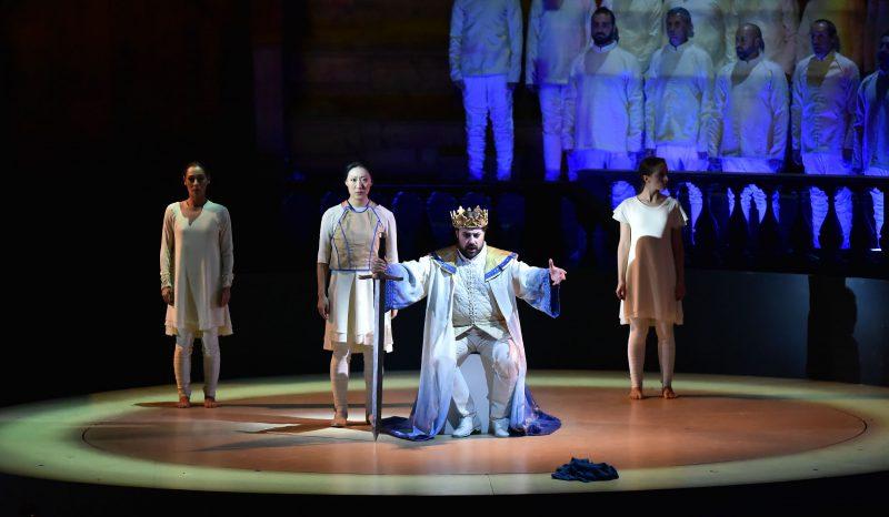Parma  GIOVANNA D'ARCO – Giuseppe Verdi 2 ottobre 2016