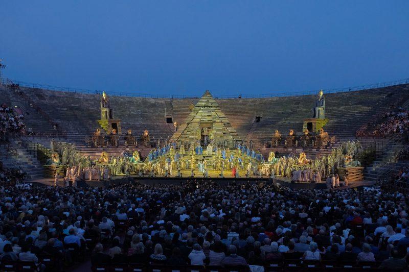 VERONA: Aida – Giuseppe Verdi, 23 giugno 2018
