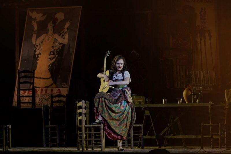 VERONA: Carmen – Georges Bizet, 22 giugno 2018