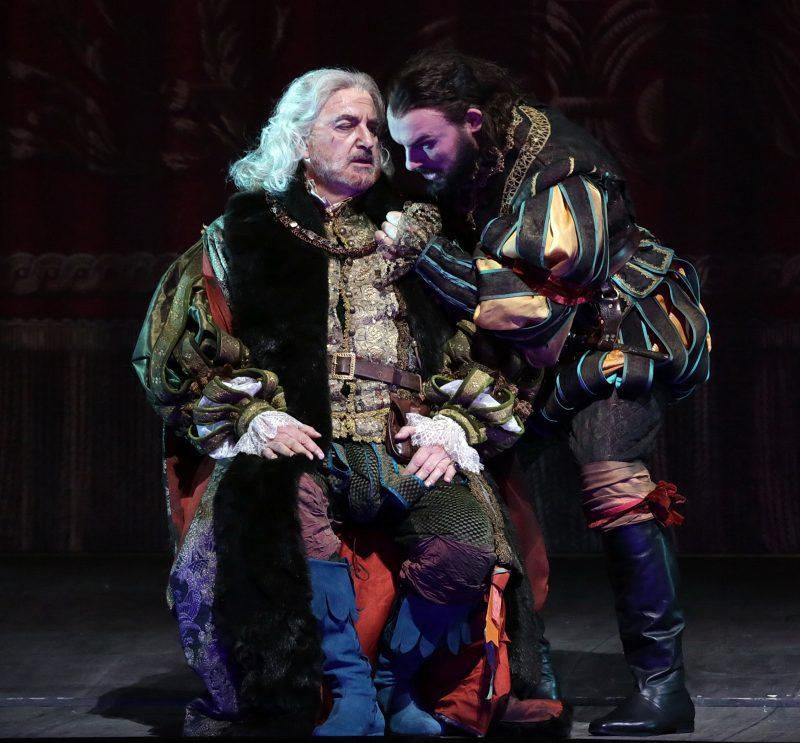 Milano:  ERNANI – Giuseppe Verdi – Teatro alla Scala, 25 ottobre