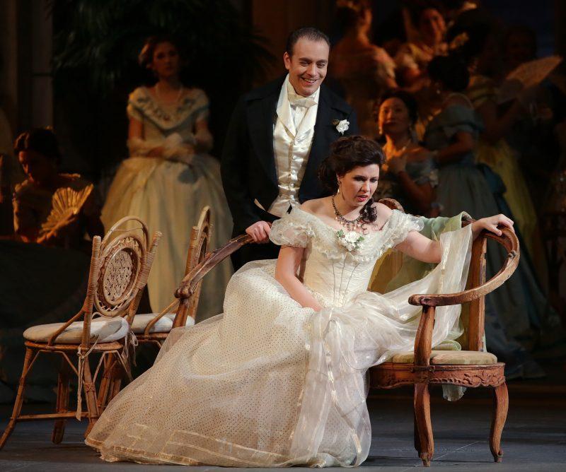 TEATRO ALLA SCALA: La traviata, 22 gennaio 2019