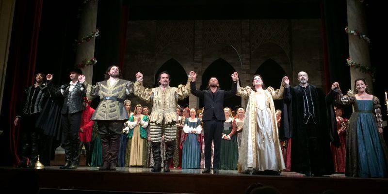 MINORCA: Ernani – Giuseppe Verdi, Teatre Principal de Maó  31 maggio e 2 giugno 2019