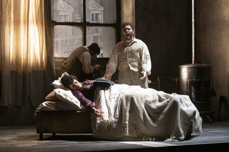 MODENA: la Bohème – Giacomo Puccini, 13 ottobre 2019