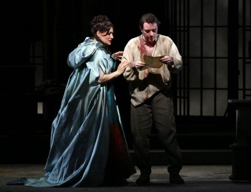 TEATRO ALLA SCALA: Tosca – Giacomo Puccini, 8 gennaio 2020