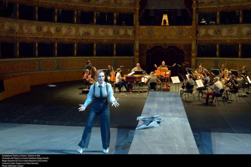 VENEZIA: Ottone in villa -Antonio Vivaldi, 10 luglio 2020
