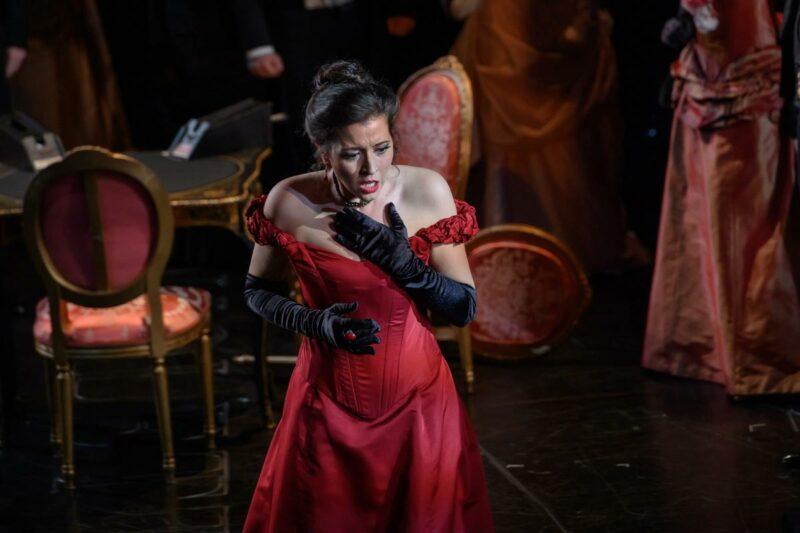 BARCELLONA: La traviata – Giuseppe Verdi, 19 dicembre 2020