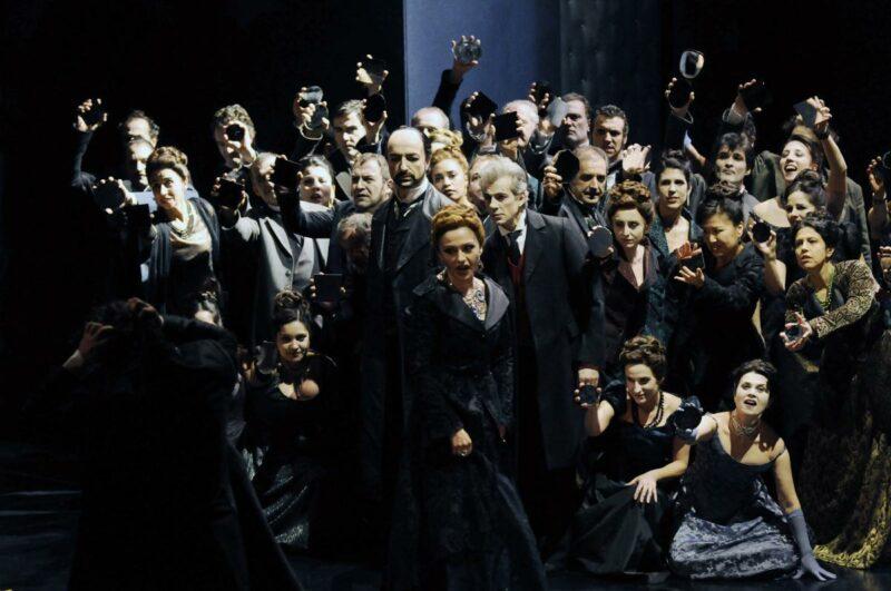 BARCELLONA: Les contes d'Hoffmann – Jacques Offenbach, 28 gennaio 2021