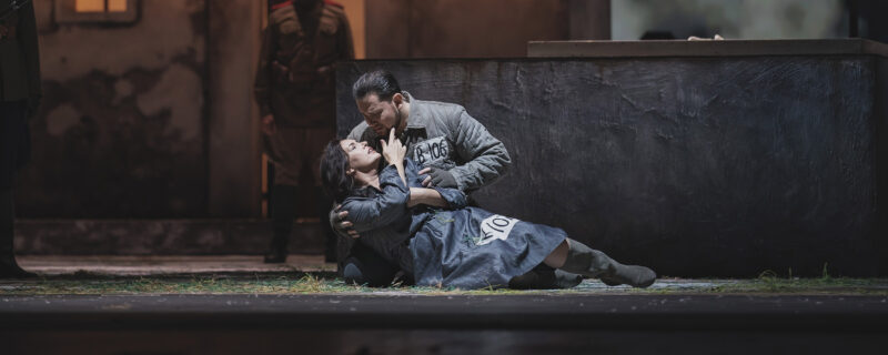 FIRENZE: SIBERIA – Umberto Giordano, 7 luglio 2021