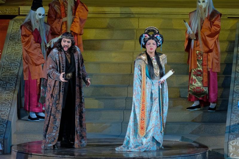 VERONA: Turandot – Giacomo Puccini, 1 agosto 2021