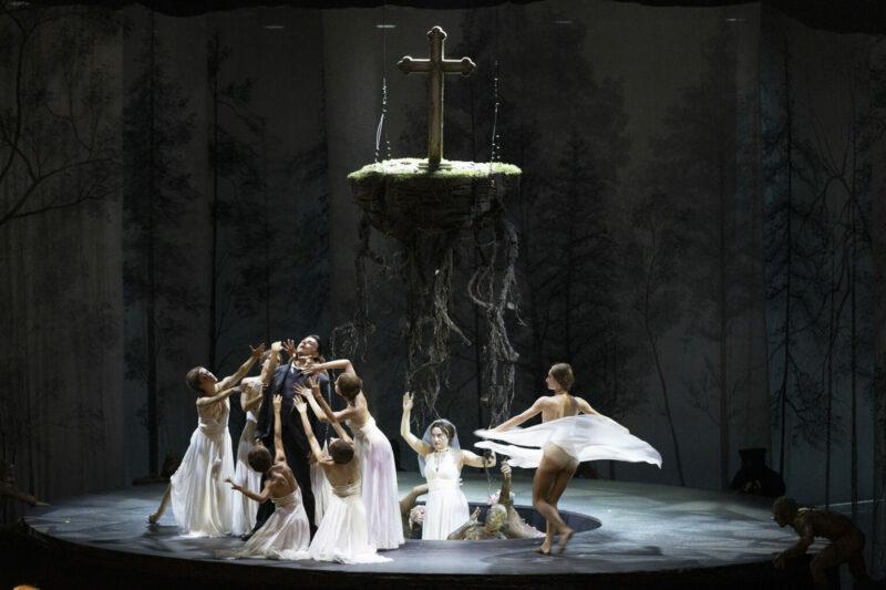 CAGLIARI: Le Villi – Giacomo Puccini, 28 luglio 2021